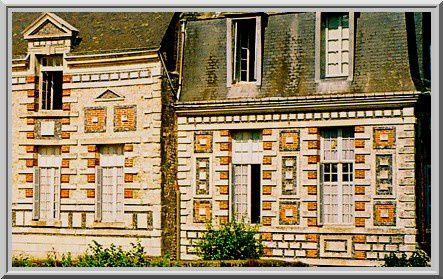 Diaporama château du BEC à Saint Martin du Bec