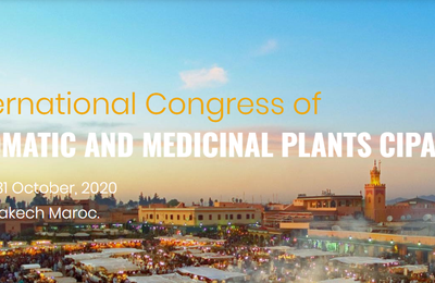 8th International Congress of Aromatic and Medicinal Plants (Marrakech-Morocco)