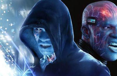 Jamie Foxx revient en Electro dans le prochain Spider-Man