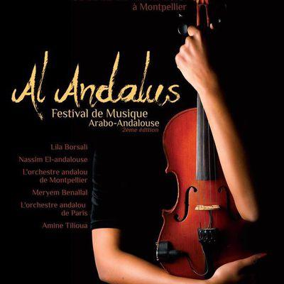 Festival Al Andalus de Montpellier, du 22 au 24 février 2018