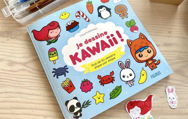 Chut les enfants lisent #15: Je dessine Kawaii!
