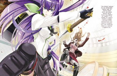 High School of The Dead Tome 6