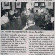 Un article sur l'Indépendant du 22 octobre 2009