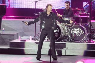 Le concert de Johnny Hallyday au Stade de France diffusé sur TF1