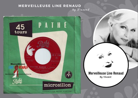 45 TOURS: 1955 Pathé (45 G 1146)