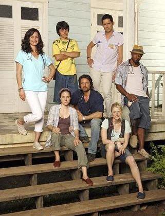 Upfronts ABC 2010 : Sneek peek pour la série Off the Map !