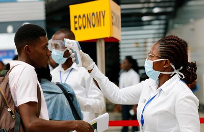 Scénario catastrophe pour l'Afrique désormais touchée par le coronavirus.