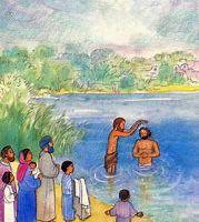 Baptême Marie C. et 18 ème dimanche après la pentecôte