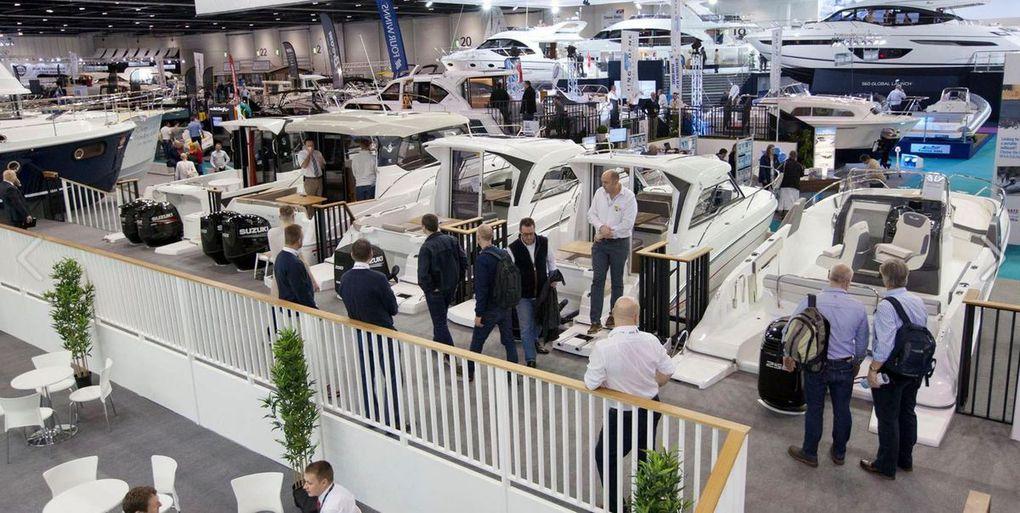 The London Boat Show (Jan. 6-15) opens the 2017 Nautical Season