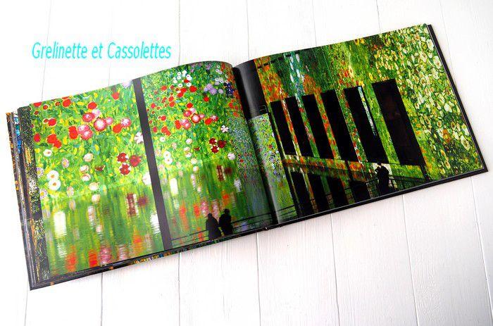 Gustav Klimt, Bassins de lumières,  Editions Hazan