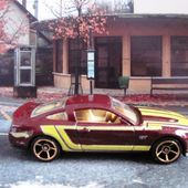 2010 FORD MUSTANG GT HOT WHEELS 1/64 - car-collector.net