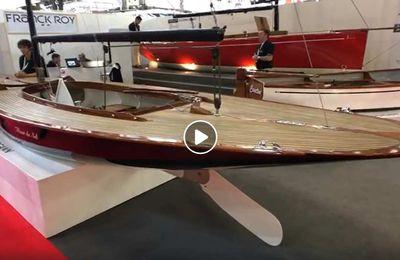 Chantier naval Franck Roy - Pied sur l'accélérateur