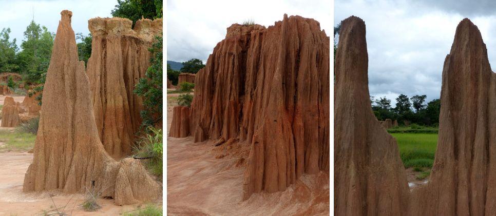 Le site de Lalu dans la province de Sa Kaeo