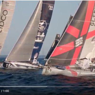 Normandy channel race 2020