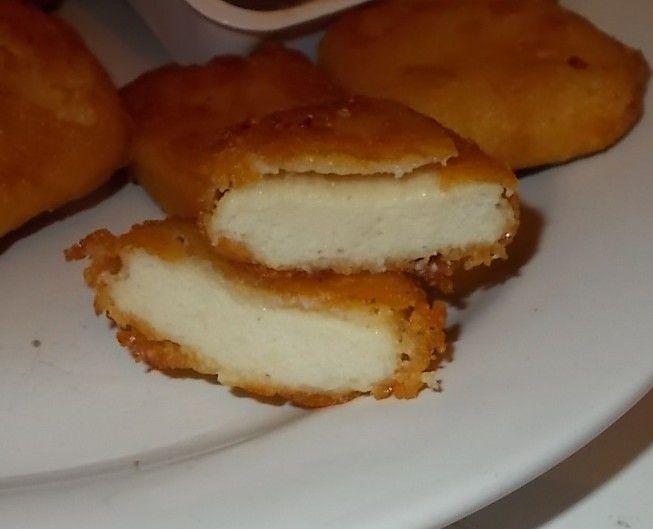 Edeka Gut & Günstig Chicken Nuggets mit Curry & Süß-Sauer