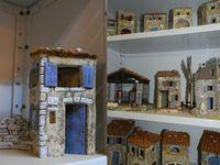 Le santonnier de Rocbaron, Var : Paul Garrel