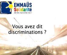 21 mars 2013 à 20h15 : vous avez dit discriminations ?