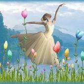 Avant le déluge - L'aube fleurie