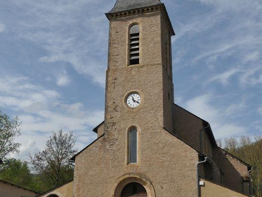 Villeneuve avait enfin son église.