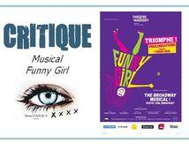 👁️ Critique Comédie Musicale - Funny Girl