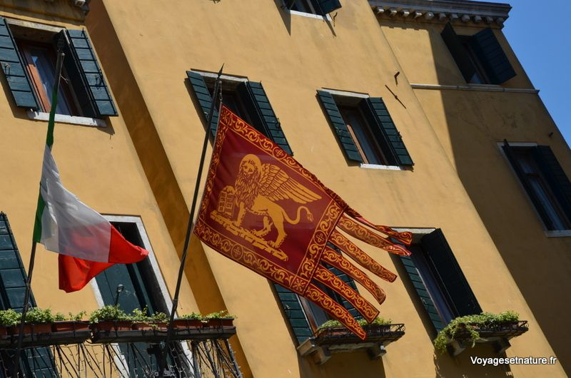 A la découverte de Venise...