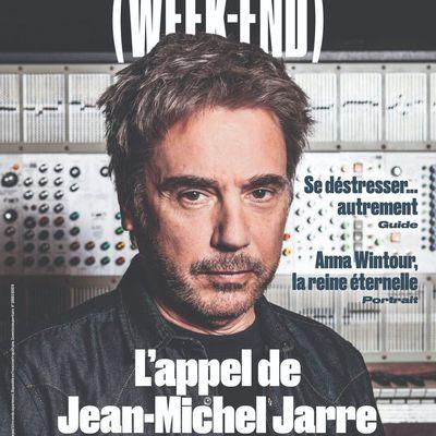 JMJ à la une du Parisien week-end (10/08/2018)