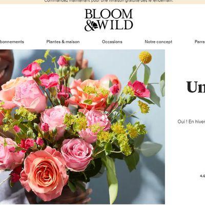 E-commerce : Bloom&Wild lève 102 millions d'euros pour se développer en Europe