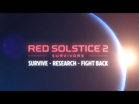 [ACTUALITE] Red Solstice 2 : Survivors - Le Playtest Steam est disponible