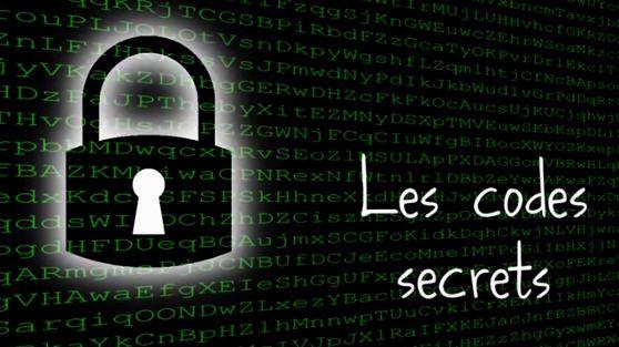 Science étonnante #10 : Les codes secrets