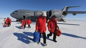 John Kerry en Antarctique
