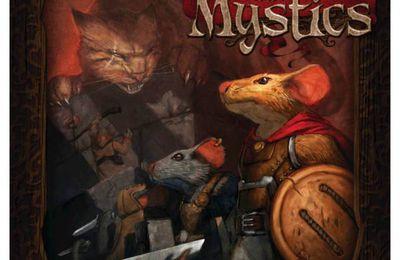 Mice & Mystics de Jerry Hawthorne et Mr Bistro (2012 - Editions Filosofia)