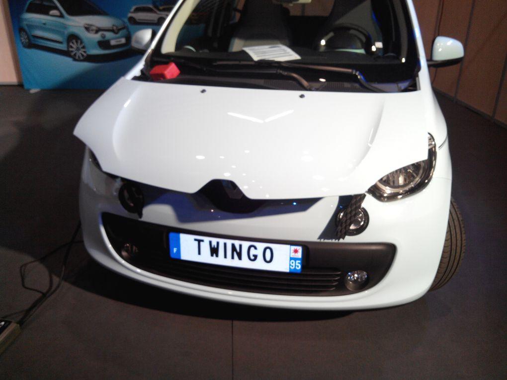 Après le Trafic, la nouvelle Twingo à l'essai sur FranceAuto-actu