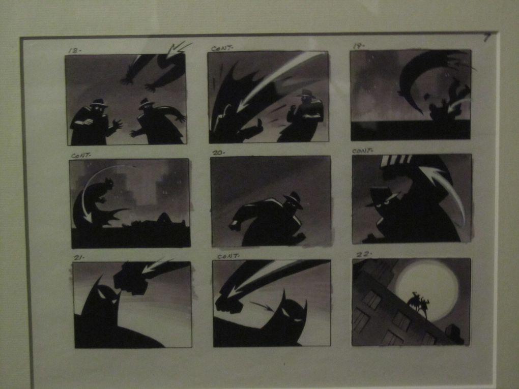 A la découverte de l'exposition temporaire L'Art de DC – L'Aube des Super-Héros