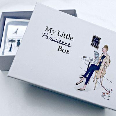 Une jolie découverte... My Little Box !