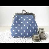 Shine Sewing Tutorial Clasp Coin Purse