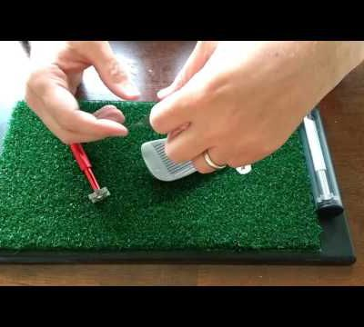 How To Sharpen Golf Grooves The Right Way