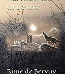 Lara Lee a lu Au clair de la louve de Rime de Bervuy