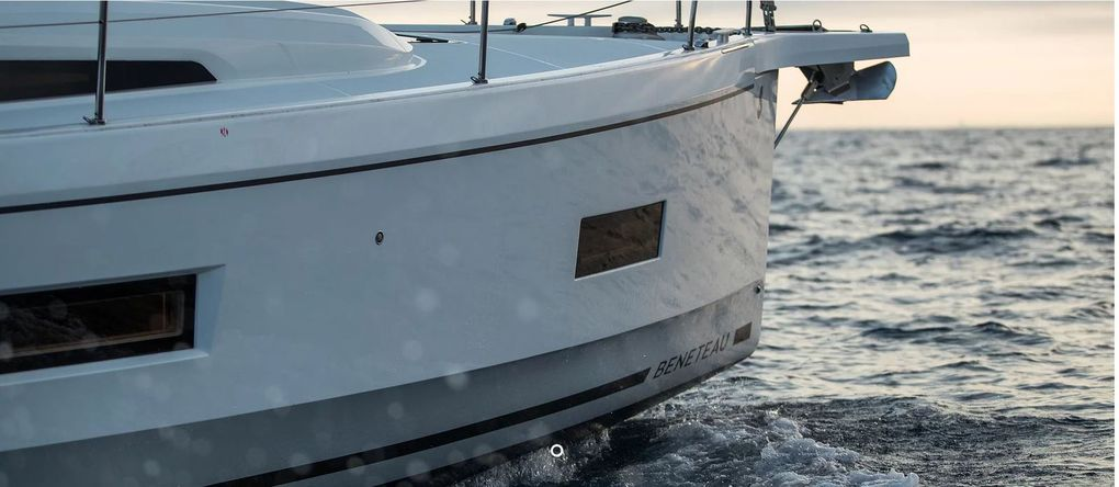 Les 5 nominés European Yacht of the Year 2021 Family Cruiser : Bavaria C42,  Beneteau Oceanis 40.1, Elan GT6, Bali Catspace et  Excess 11