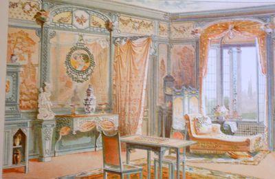 Ad Simoneton et l'Art de la décoration . Editions Originales entre 1893 et 1895 .