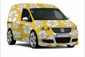 Volkswagen Caddy Hawaii