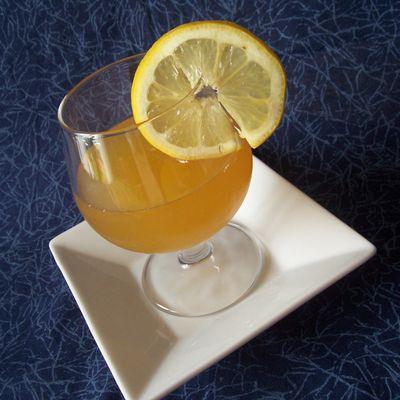 Cocktail : la puncha ou punch au miel