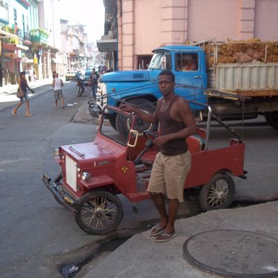 Cuba--- the final stage. A beautiful Island full of contravercy
