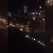 Reports of loud bangs heard near to Manchester Arena - live updates