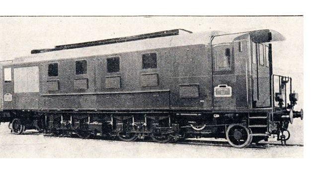 La Locomotive D1 de la petite ceinture