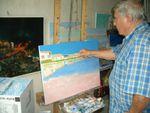Gérard Forges, l'impressionniste de Port la Nouvelle