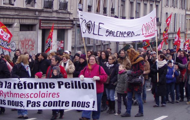 Enseignement: Grève le 28 mars