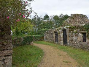 Le vieux village breton des Plomarc'h à Douarnenez