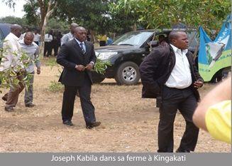 """RDC: """"Kabila"""" largué, qui ne contrôle plus sa majorité,  consulte ladite majorité après une lettre polémique"""