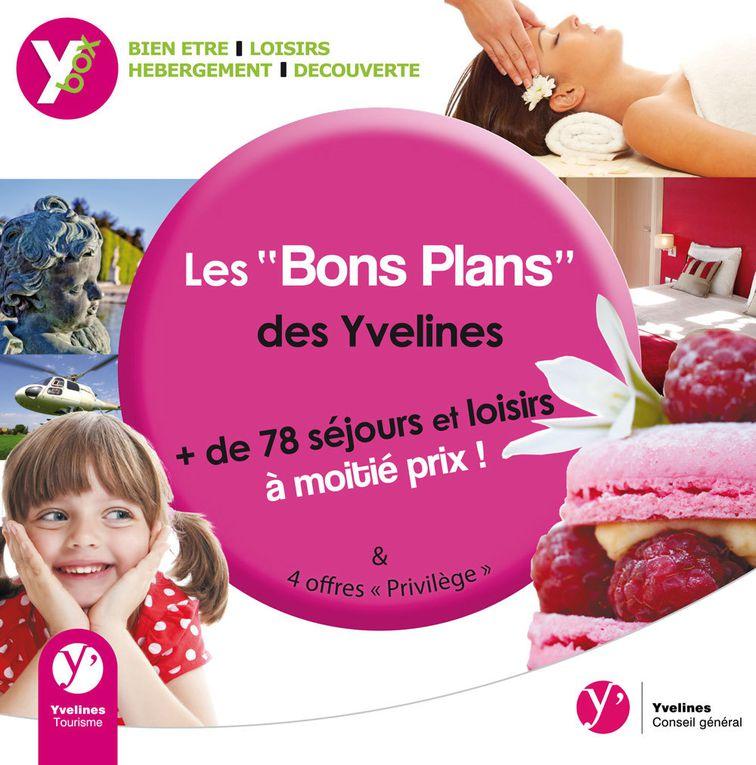 YBox : vos loisirs en Yvelines à moitié prix