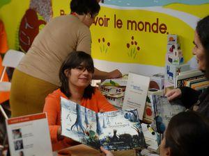 Salon du livre et de la presse jeunesse de Montreuil 2015